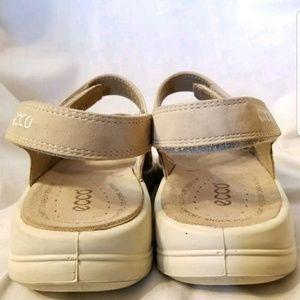 17ea8f6b4d7a Ecco Shoes - Ecco Breeze 3 strap sport sandals beige 39 8.5-9